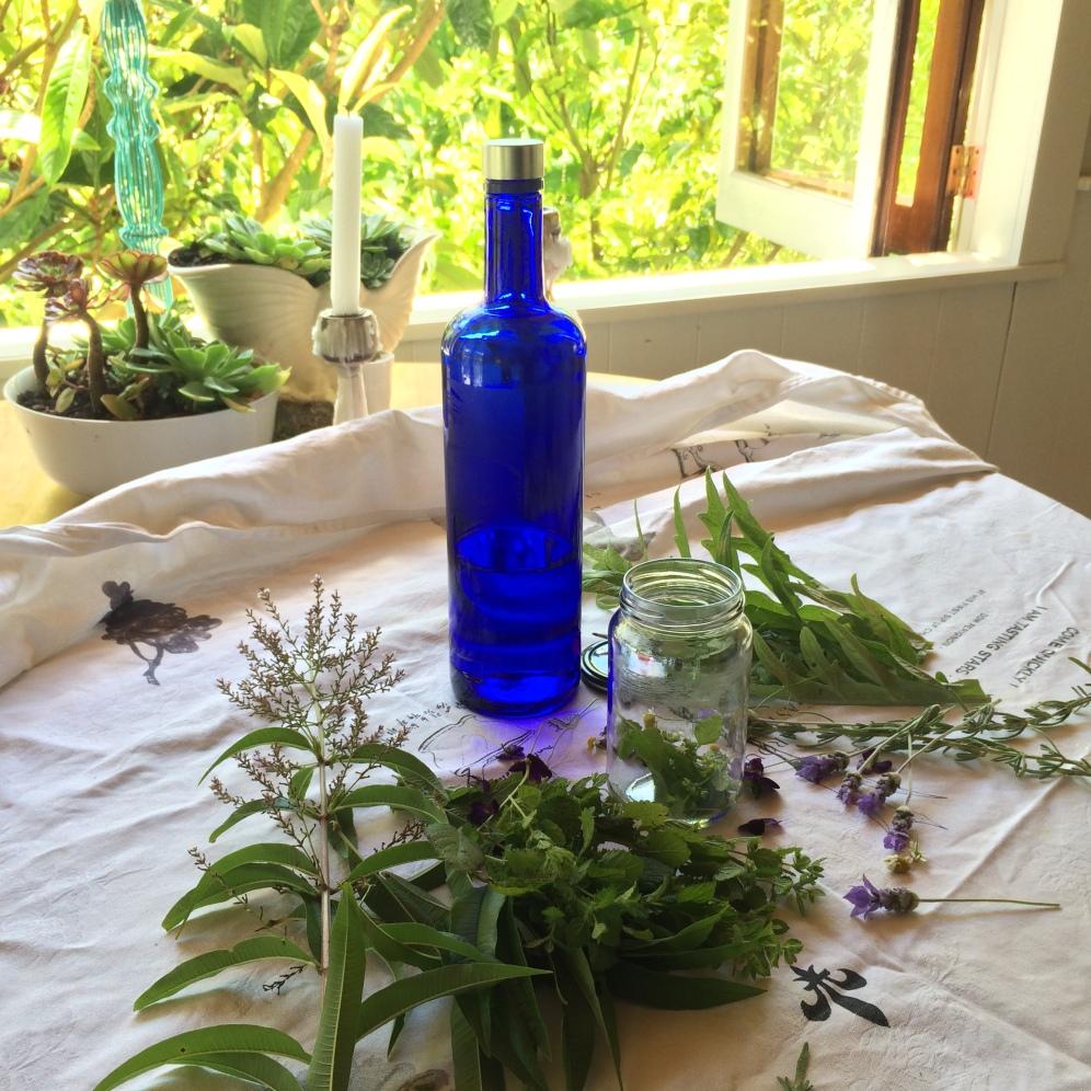 Fresh Herbal Tinctures
